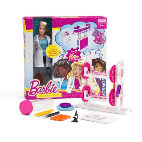 Piatnik Barbie kísérletező doboz, társasjáték