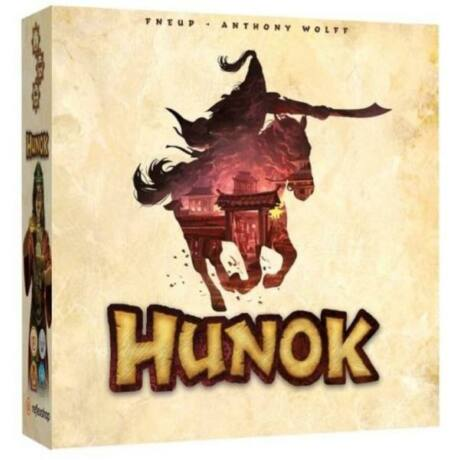 Blackrock Games Hunok társasjáték