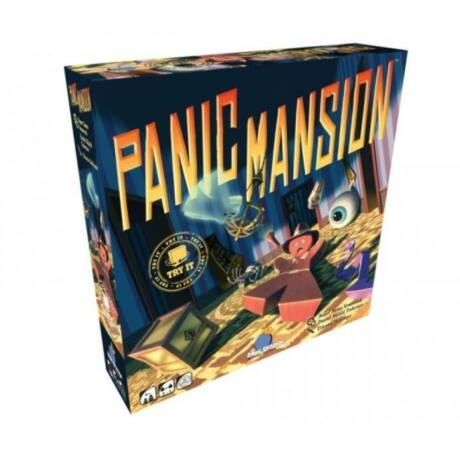 Blue Orange Games Panic Mansion társasjáték