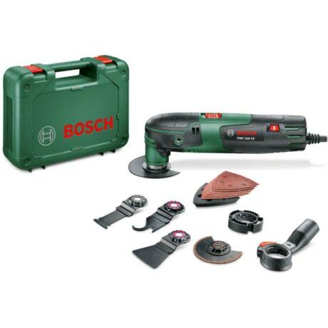Bosch PMF 220 CE Set multifunkcionális gép kofferben