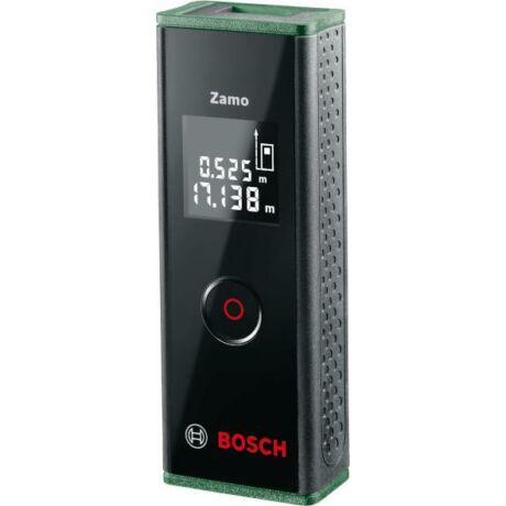 Bosch Zamo III digitális lézeres távolságmérő