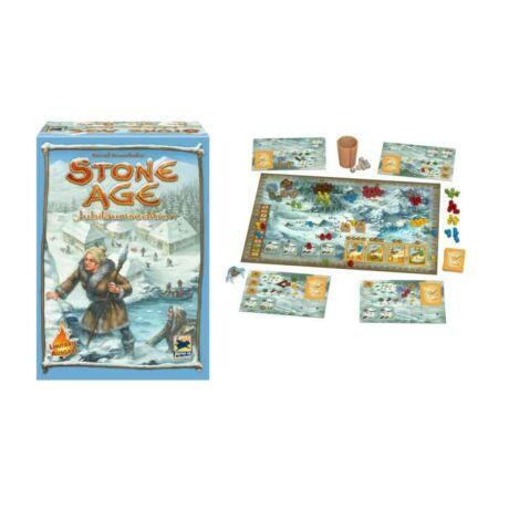 Hans im Glück Stone Age Jubileum társasjáték