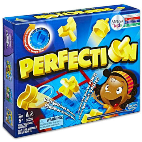 Hasbro Perfection társasjáték