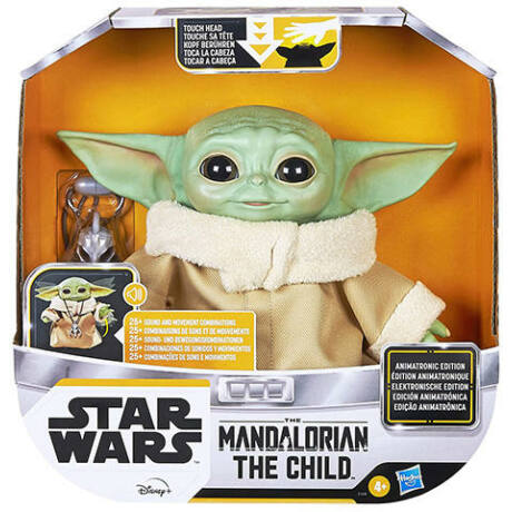 Hasbro Star Wars The Mandalorian: The Child Baby Yoda interaktív figura 18cm