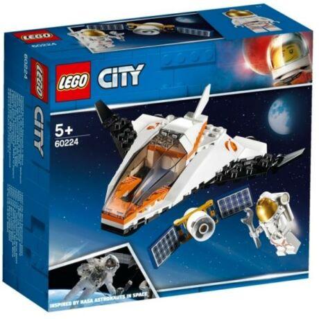 LEGO City 60224 - Műholdjavító küldetés