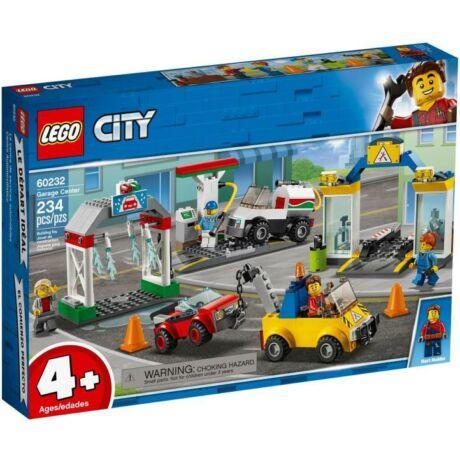 LEGO City 60232 - Központi garázs