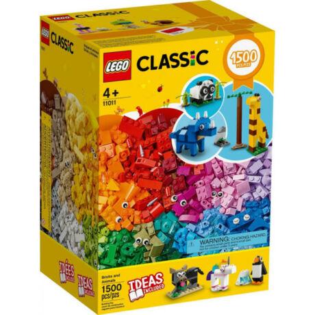 LEGO Classic 11011 - Kockák és állatok