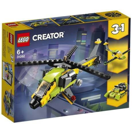 LEGO Creator 31092 - Helikopterkaland