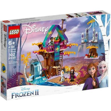 LEGO Disney 41164 - Jégvarázs 2 Elvarázsolt lombház