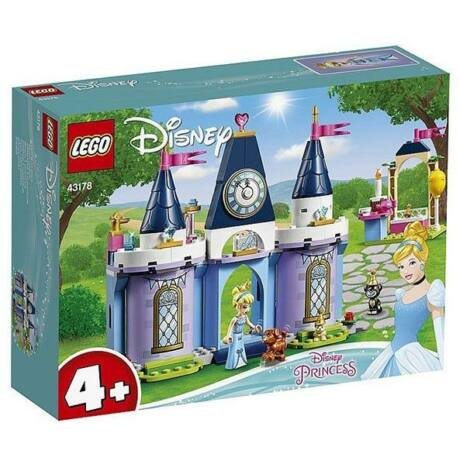 LEGO Disney Princess 43178 - Hamupipőke ünnepe a kastélyban