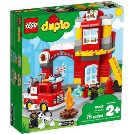 LEGO Duplo 10903 - Tűzoltóállomás