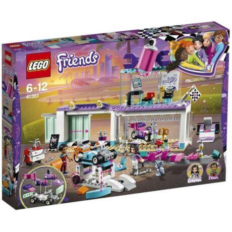 LEGO Friends 41351 - Kreatív tuningüzlet