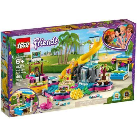 LEGO Friends 41374 - Andrea medencés partija