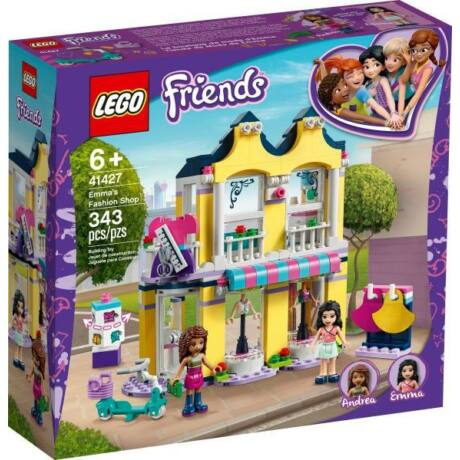 LEGO Friends 41427 - Emma ruhaboltja