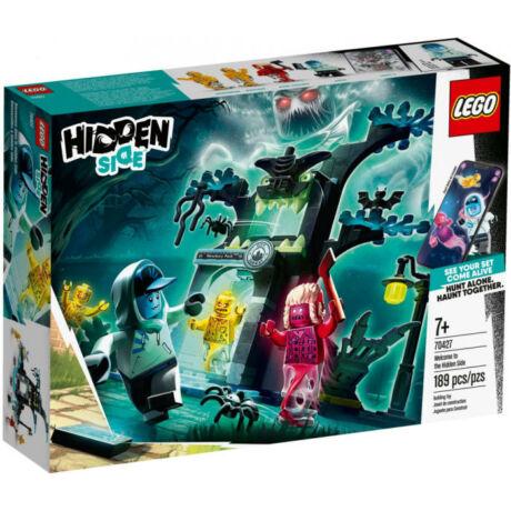 LEGO Hidden Side 70427 - Üdvözlünk a Side-ban