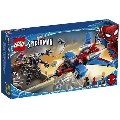 LEGO Marvel Super Heroes 76150 - Spiderjet Venom robotja ellen