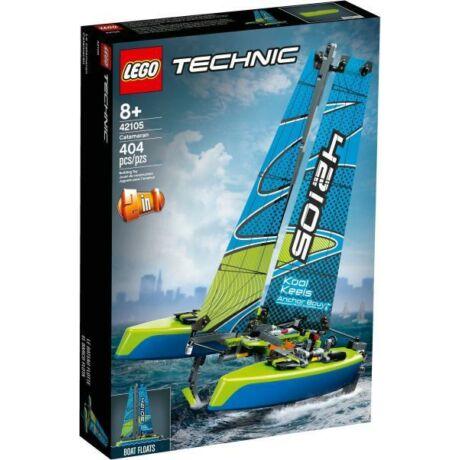 LEGO Technic 42105 - Vitorlás