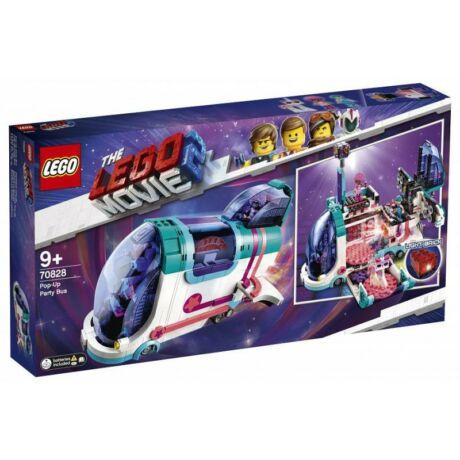LEGO The LEGO Movie 70828 - Előugró partybusz
