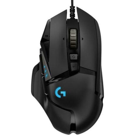 Logitech G502 Hero (910-005470) gamer egér
