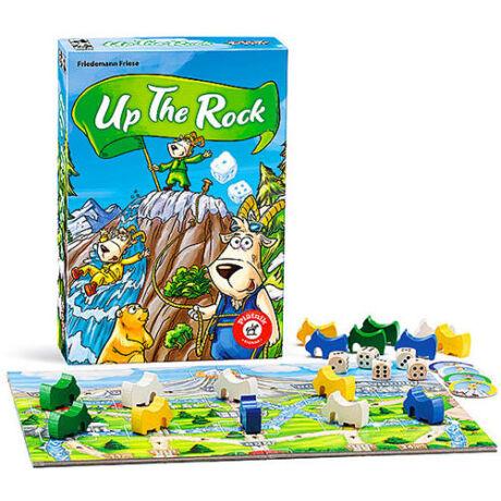 Piatnik Up The Rock - Hegyre fel! társasjáték