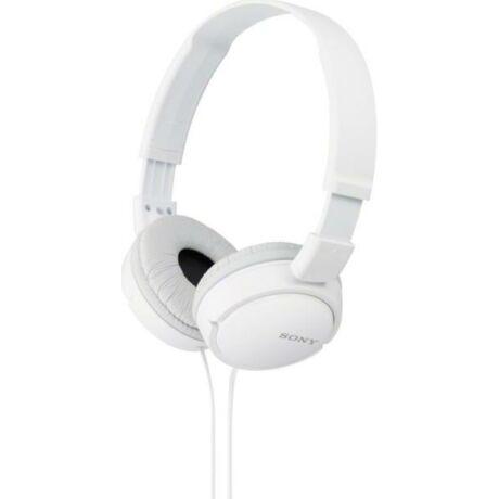 Sony MDR-ZX110 fejhallgató - fehér