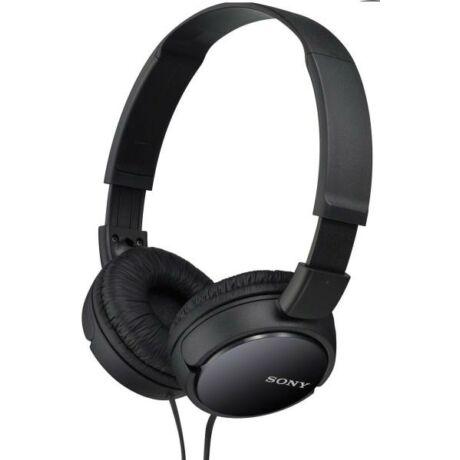 Sony MDR-ZX110 fejhallgató - fekete