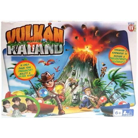 iMC Toys Vulkán Kaland társasjáték