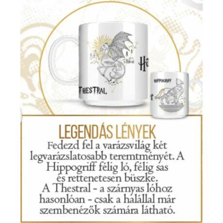 Harry Potter bögre díszdobozban - Legendás Lények