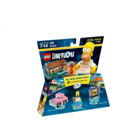 LEGO Dimensions Level Pack 71202 - The Simpsons