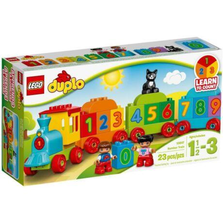 LEGO Duplo 10847 - Számvonat