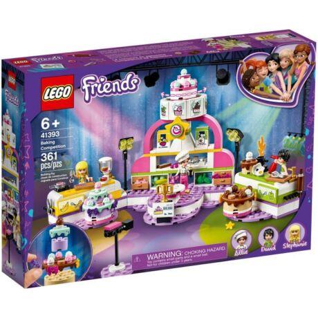 LEGO Friends 41393 - Cukrász verseny