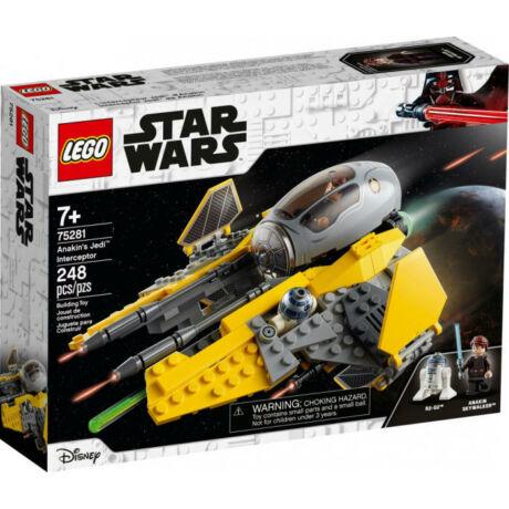 LEGO Star Wars 75281 - Anakin Jedi vadászgépe