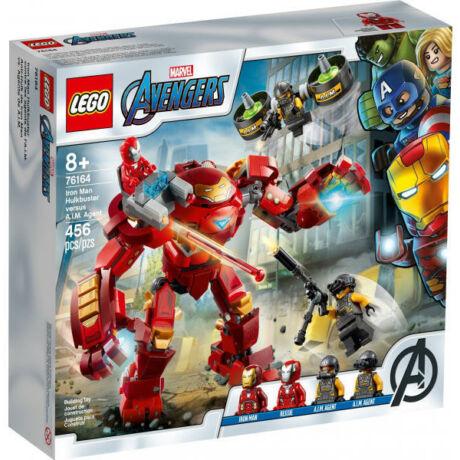 LEGO Super Heroes 76164 - Vasember Hulkbuster az A.I.M ügynök ellen
