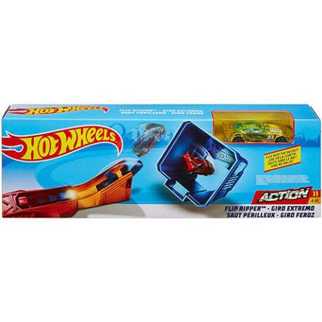 Mattel Hot Wheels Klasszikus trükköző játékszett - Flip ripper
