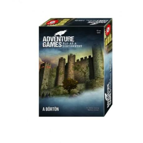 Piatnik Adventure Game 2 - A börtön
