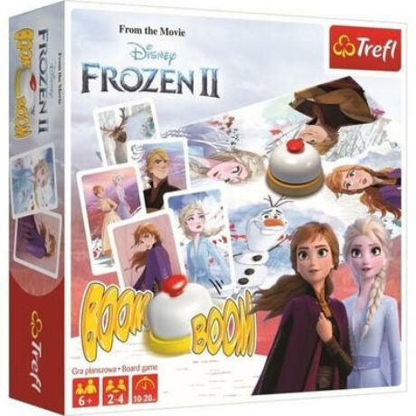 Trefl Boom Boom Jégvarázs Frozen II társasjáték
