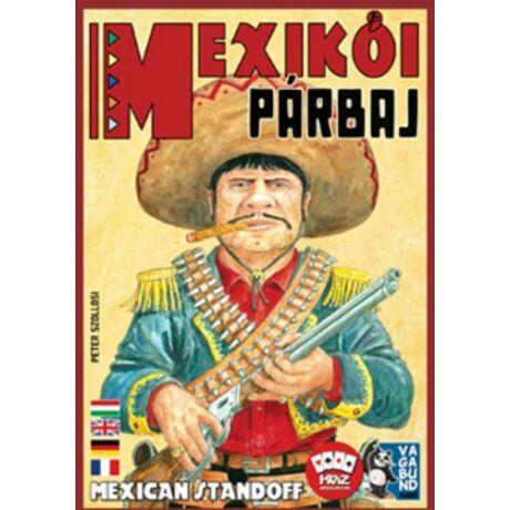 Vagabund Mexikói Párbaj társasjáték