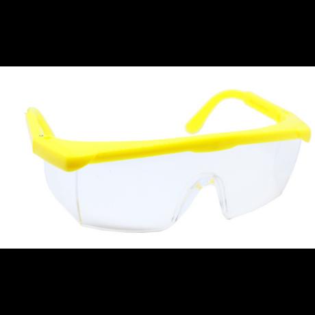 Védőszemüveg nerf csatákhoz - sárga