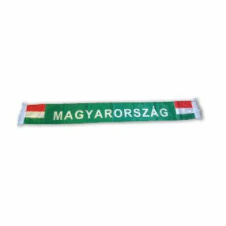 Magyarország nemzeti válogatott szurkolói sál - 150cm
