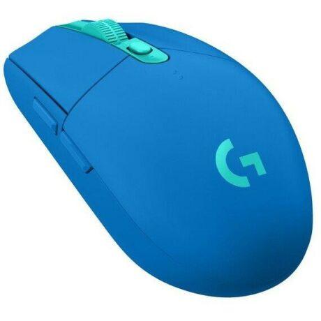 Logitech G305 (910-006014) gamer egér - kék