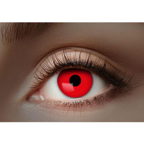 Eyecather színes kontaktlencse - 1 hónapos, UV vörös