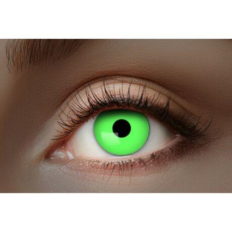 Eyecather színes kontaktlencse - 1 hónapos, UV zöld