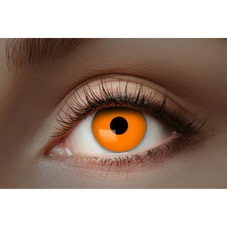 Eyecather színes kontaktlencse - 1 hónapos, UV narancssárga