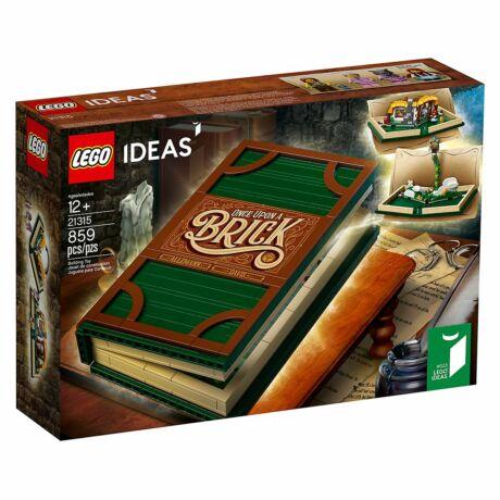 LEGO Ideas 21315 - Összecsukható könyv