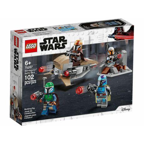 LEGO Star Wars 75267- Mandalóriai csata