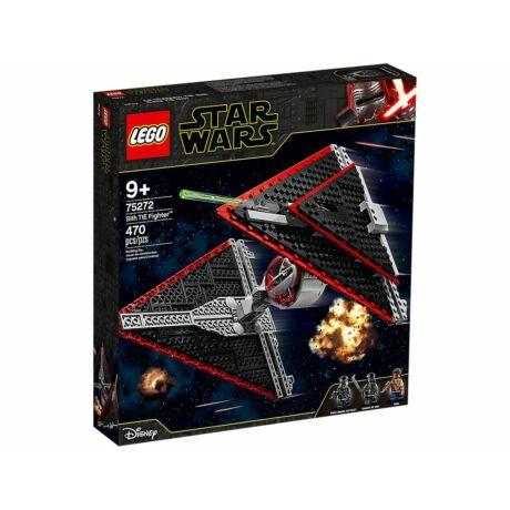 LEGO Star Wars 75272 - Sith TIE vadász