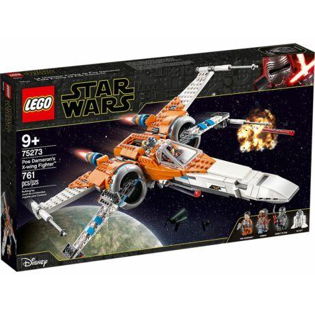 LEGO Star Wars 75273 - Poe Dameron X-szárnyú vadászgépe