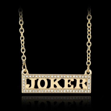 Suicide Squad Öngyilkos osztag Joker nyaklánc