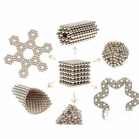 neocube neodimium magnes golyok 3mm 216db