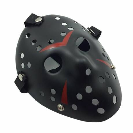 pentek 13 jason maszk halloween fekete